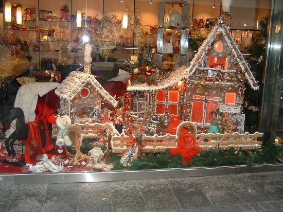 Sonata Hotel : Gingerbread shop
