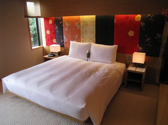 Hyatt Regency Kyoto : King bed