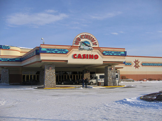 Ho-Chunk Gaming Wisconsin Dells: Main entrance