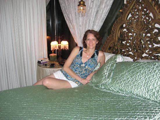 Casa Thorn Bed & Breakfast: Secret Garden Room