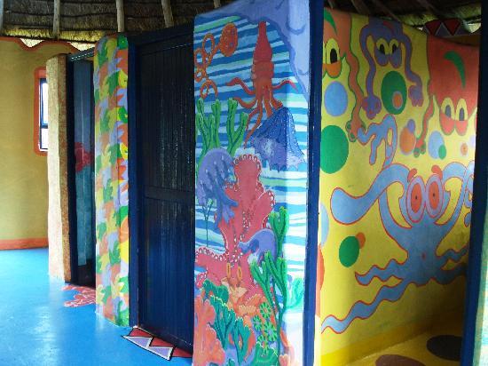 Bulungula Lodge: Communal bathrooms