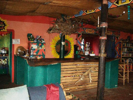 Bulungula Lodge: Inside the lodge