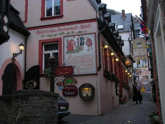 Hotel Restaurant Doctor Weinstuben