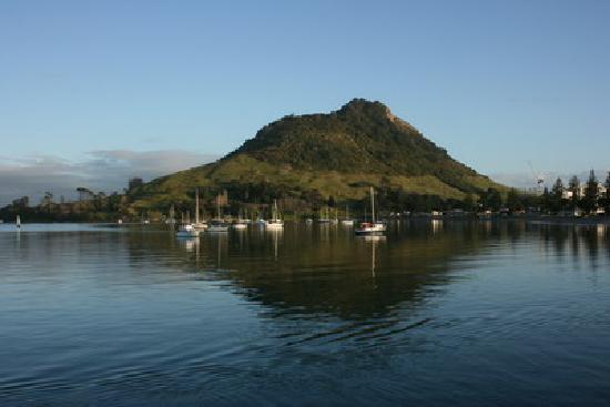 Tauranga, Nova Zelândia: Mt Maunganui