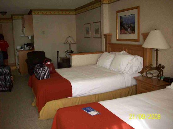 Holiday Inn Express & Suites Elko: Bedroom