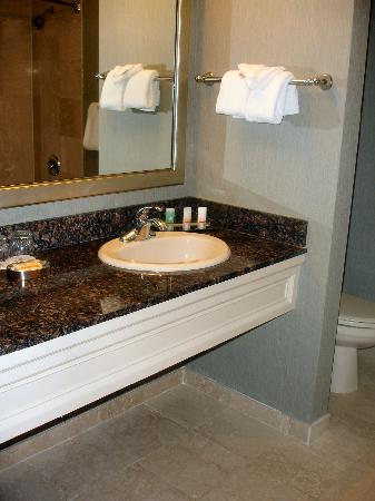 Gold Strike Casino Resort: Bathroom