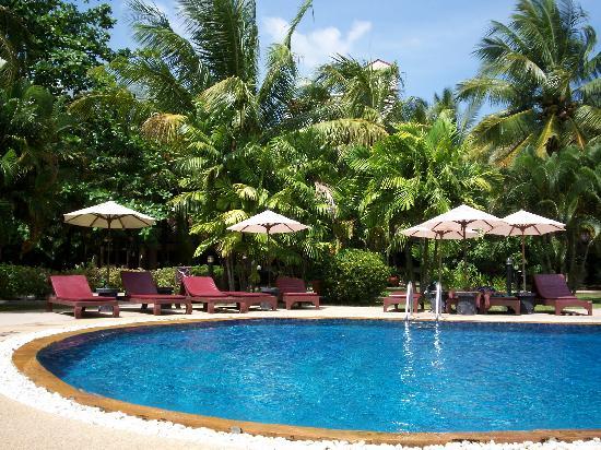 Patong Bayshore Hotel: Pool