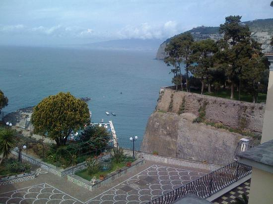 Domus San Vincenzo: The view