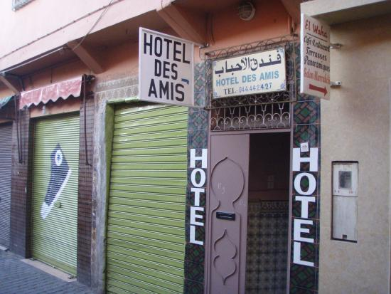 Photo of Hotel Des Amis Marrakech