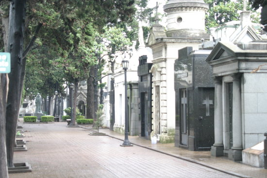 Buenos Aires, Argentine : Recoleta Cemetery, B.A.