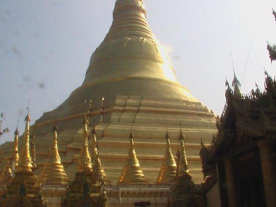 Yangon (Rangoon), Myanmar: Word famous shwedagon pagoda rangoon Burma