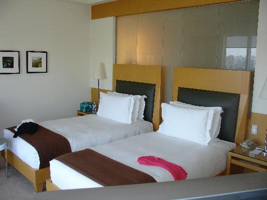 Grand Hyatt Sao Paulo: bedroom