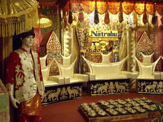 Natrabu Minang: Nice Decor