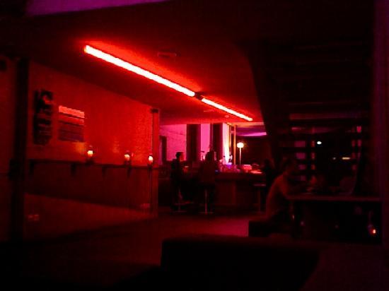 Riders Palace: the lobby/bar/lounge