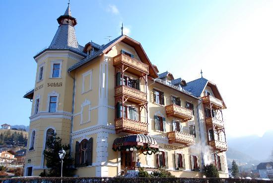 Hotel Monte Sella: Facciata hotel