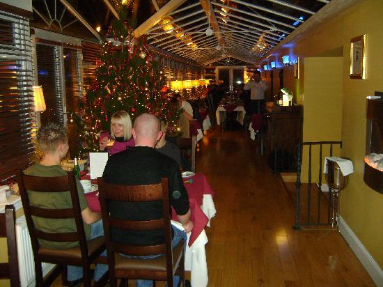 Aaron Lodge: festive fayre