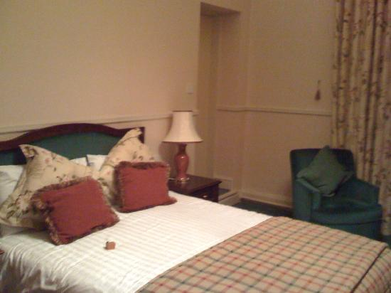 Wynnstay Hotel & Spa: Bedroom
