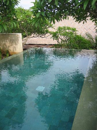 The Bale: the pool