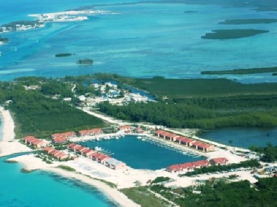Bimini Sands Resort and Marina: Aerial View