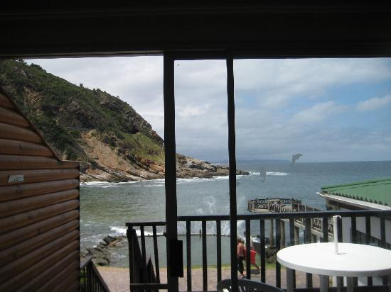 The Waves B & B: View from Room