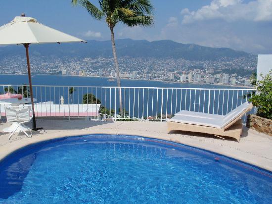 Las Brisas Acapulco: Casita 467 balcony