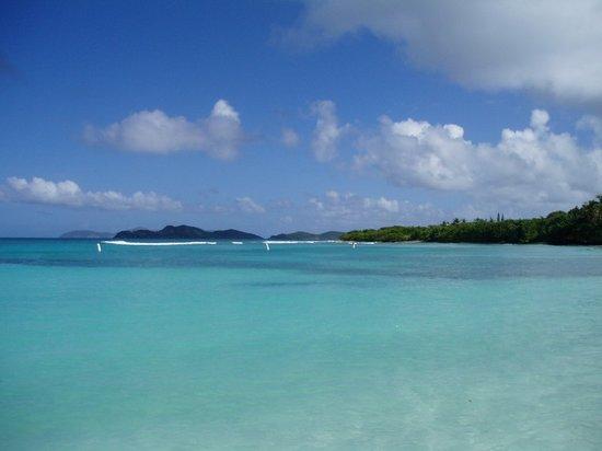 Сент- Томас: Lindberg Bay
