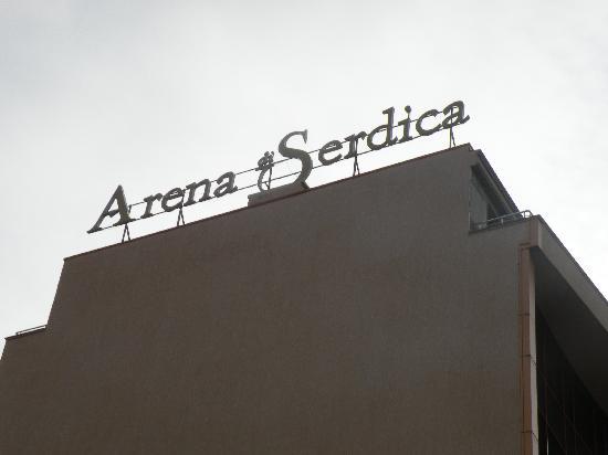 Arena di Serdica Residence Hotel: Hotel Arena di Serdica