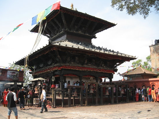 Nepal: mankamna temple