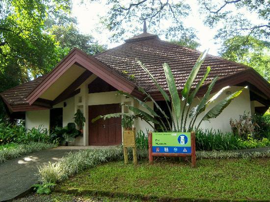 La Mesa Eco Park: Eco-Museum