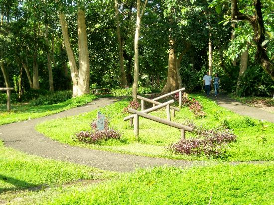 La Mesa Eco Park: Fitness & Nature trail
