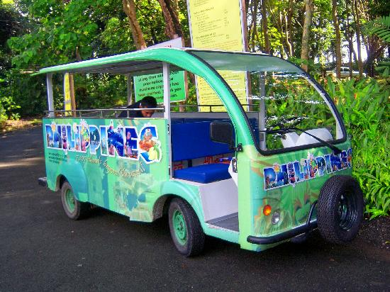 ‪‪La Mesa Eco Park‬: Environment Friendly Vehicle‬