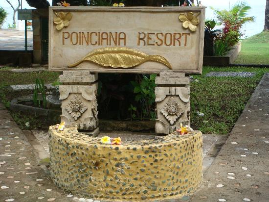 Poinciana Oceanside Resort & Retreat Centre: Welcome to Poinciana