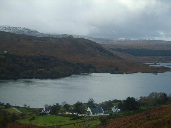 Gweedore, Irland: Get out on the lake at Ionad Cois Locha!