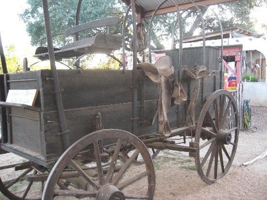 Tejas Rodeo Company: Tejas rodeo wagon