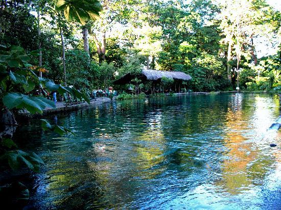 Hotel Villa Paraiso: Ojo de Agua