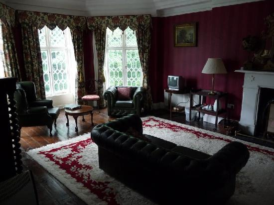 Nenagh, Irland: The sitting area