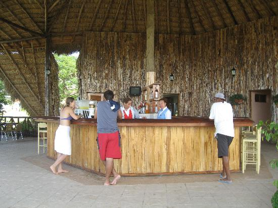 Hotel Rancho Luna: Rancho Luna beach bar