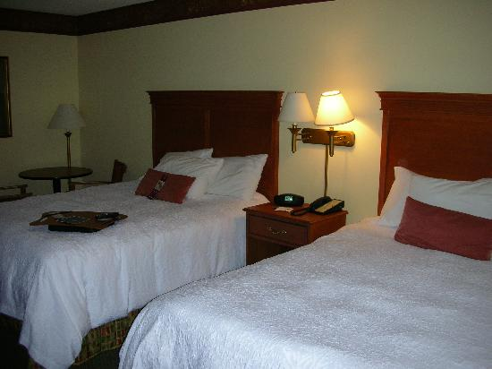 Hampton Inn Marion: Room