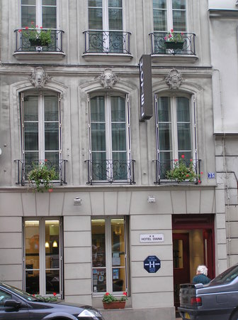 ホテル ダイアナ パリ Picture