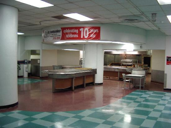 Carp, แคนาดา: Cafeteria