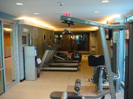 Crowne Plaza Lombard Downers Grove: fitness center