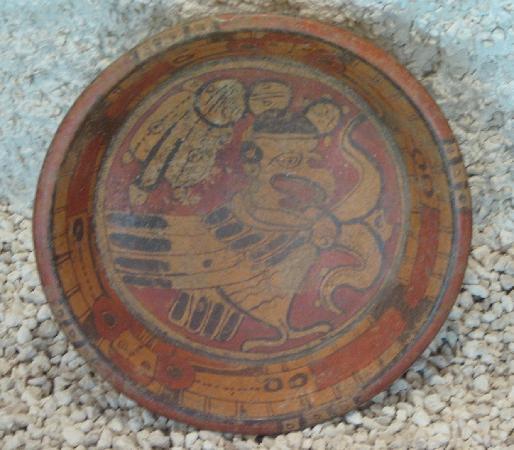 Dzibilchaltun Museum: Dishes