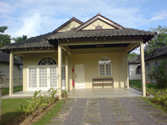 Paka, Malezja: Rumbia Resort Bungalow Unit