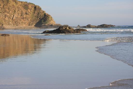 Casa Pan de Miel : The beach