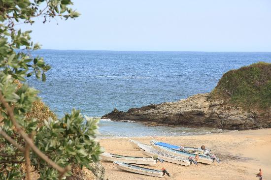 View from the Casa Pan de Miel