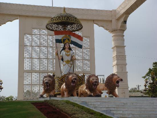 Lonavala, India: Bharat Maata