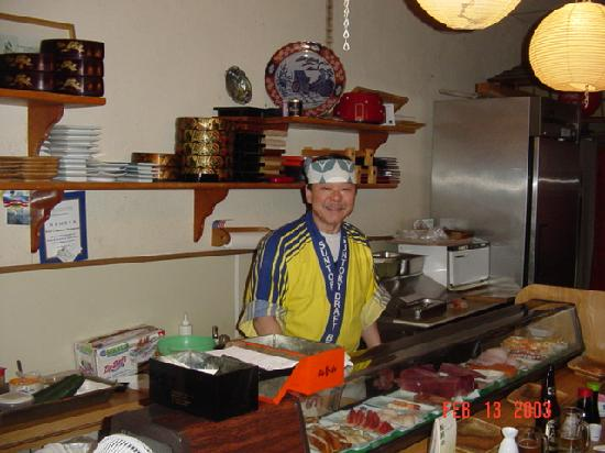 Kiyo S Japanese Restaurant San Diego Downtown