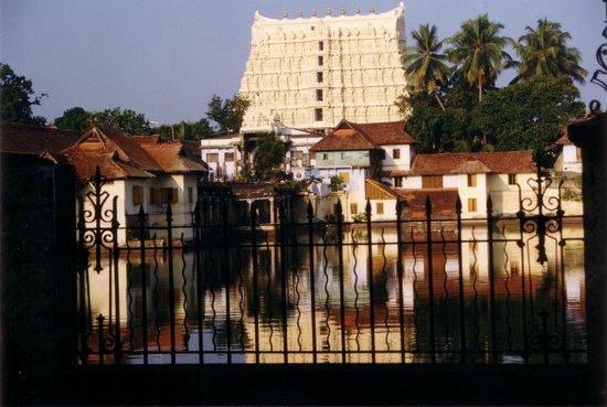 Kuil Sri Padmanabhaswamy