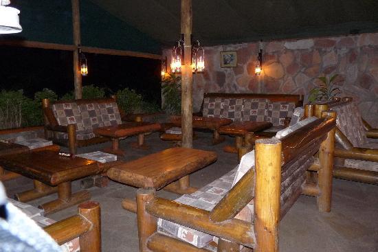 Siana Springs: Bar