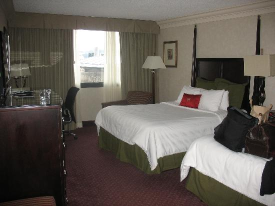 Crowne Plaza Portland-Downtown Convention Center: Room 607